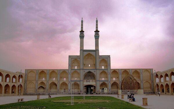 Йезд — один из наиболее древних городов Ирана - Sputnik Латвия