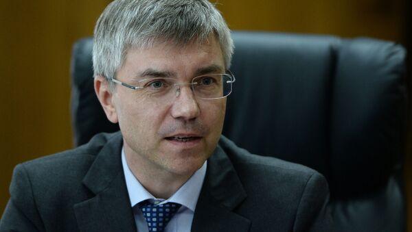 Депутат Государственной думы Федерального собрания РФ Евгений Ревенко - Sputnik Латвия