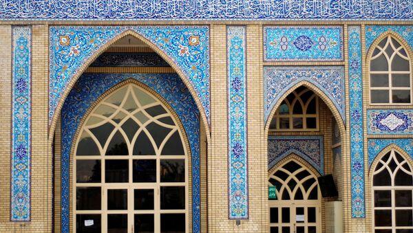 Мечеть в центре Тегерана. - Sputnik Латвия