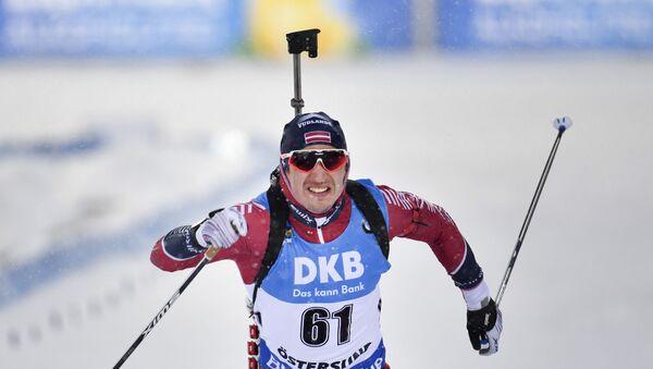 Биатлонист Андрей Расторгуев - Sputnik Латвия
