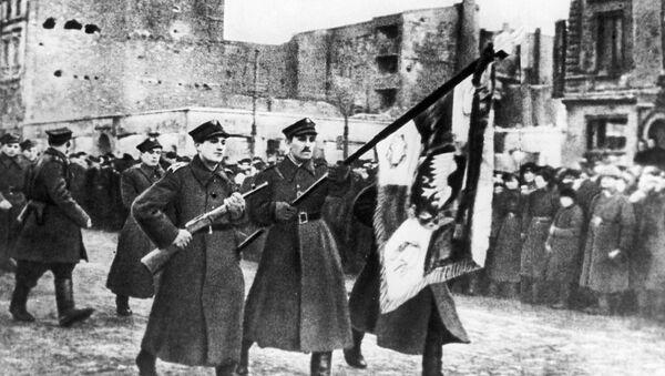 Парад Войска Польского в честь освобождения Варшавы - Sputnik Латвия
