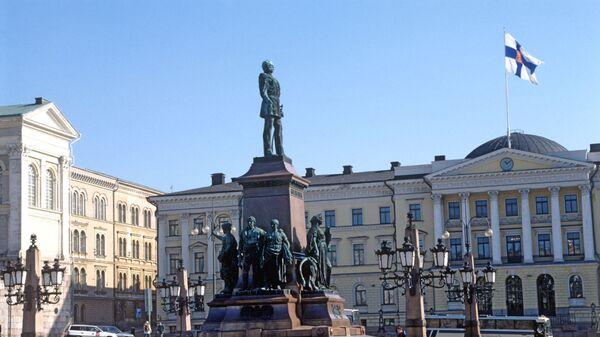 Сенатская площадь в Хельсинки - Sputnik Латвия
