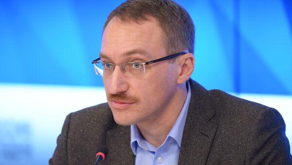Главный редактор журнала Историк Владимир Рудаков - Sputnik Латвия