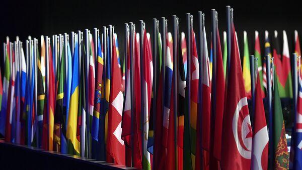 Флаги разных стран - Sputnik Латвия
