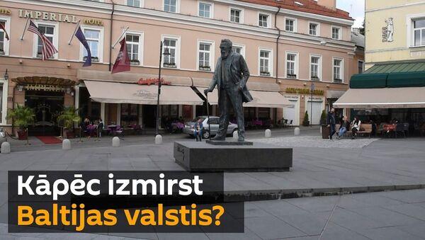 Latvija un Lietuva uz demogrāfiskās katastrofas sliekšņa - YouTube - Sputnik Latvija
