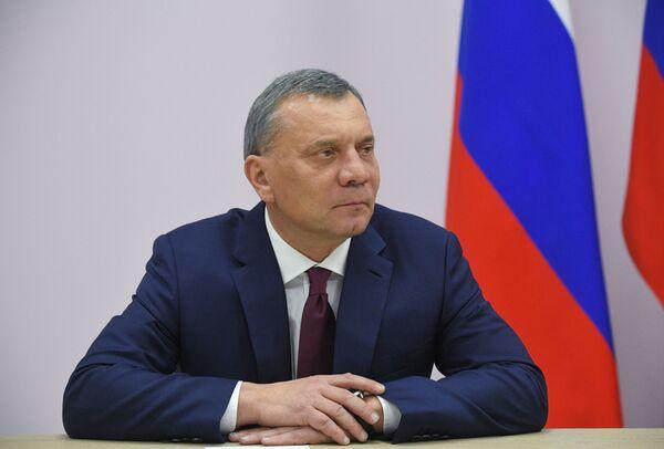 Заместитель председателя правительства РФ Юрий Борисов - Sputnik Латвия