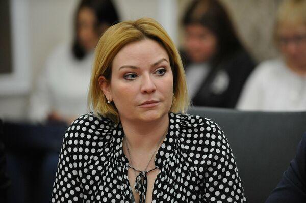 Директор департамента кинематографии Минкультуры России Ольга Любимова - Sputnik Латвия