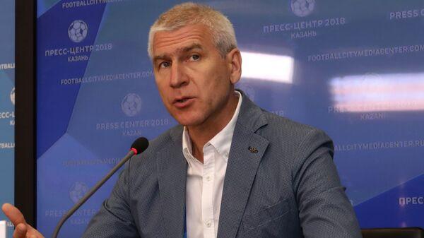 Министр спорта РФ Олег Матыцин - Sputnik Латвия
