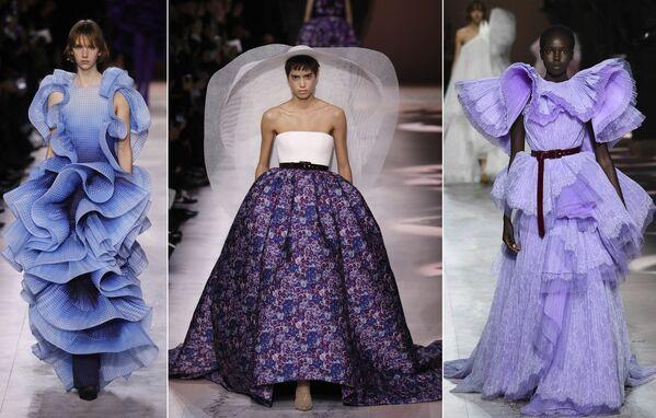 Неделя моды в Париже Haute Couture: Givenchy - Sputnik Латвия
