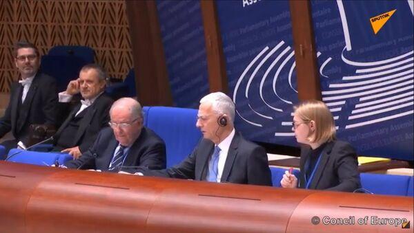 Пленарное заседание зимней сессии ПАСЕ - Sputnik Латвия