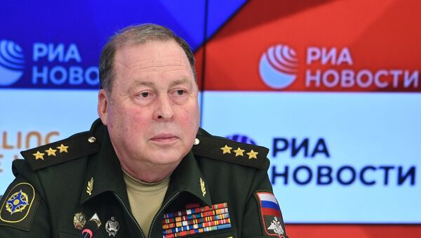 Начальник Объединенного штаба Организации Договора о коллективной безопасности (ОДКБ) генерал-полковник Анатолий Сидоров - Sputnik Латвия