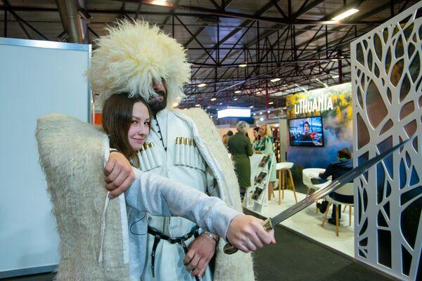 Грузия остается одним из любимейших направлений для латвийских туристов - Sputnik Латвия
