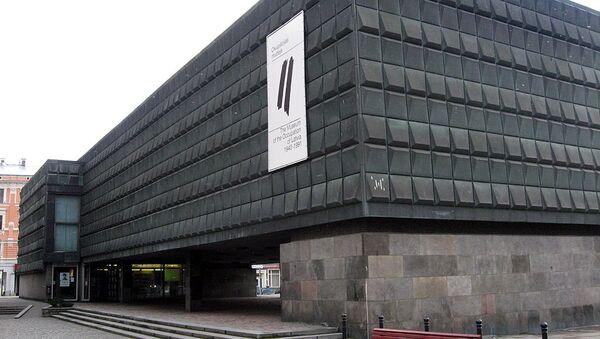 Музей оккупации в Риге - Sputnik Латвия
