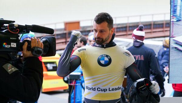 Мартинс Дукурс чемпион Кубка мира по скелетону 2019/2020 - Sputnik Латвия