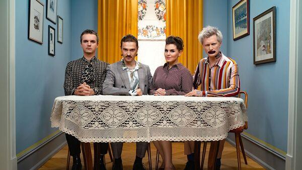 Группа Little Big, архивное фото - Sputnik Latvija