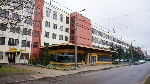 Фабрика и фирменный магазин Dzintars в Риге - Sputnik Latvija