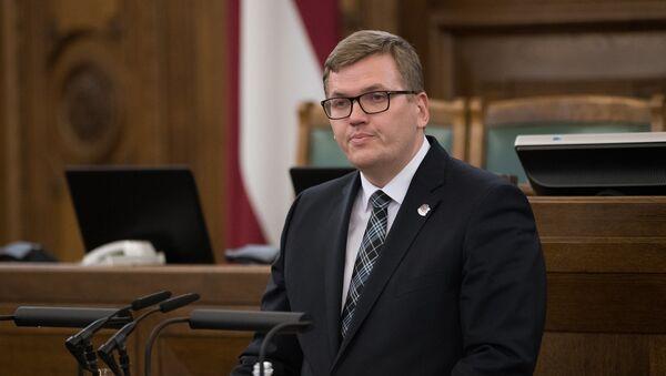 Экс-министр охраны среды и регионального развития Юрис Пуце - Sputnik Latvija
