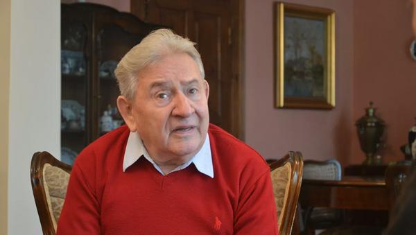 Богдан Бартниковский. Архивное фото - Sputnik Latvija