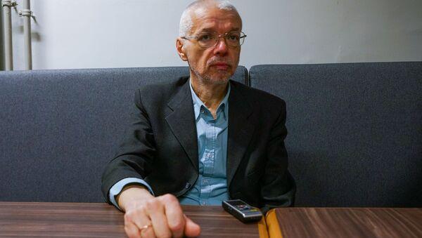 Президент Союза журналистов Латвии Юрис Пайдерс - Sputnik Латвия