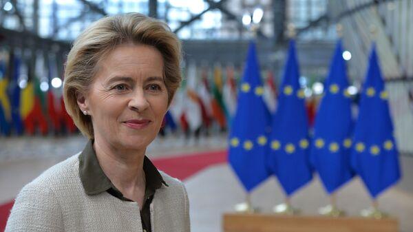 Саммит ЕС в Брюсселе - Sputnik Latvija