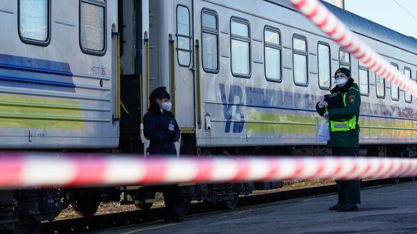 Поезд Киев-Рига - Sputnik Латвия
