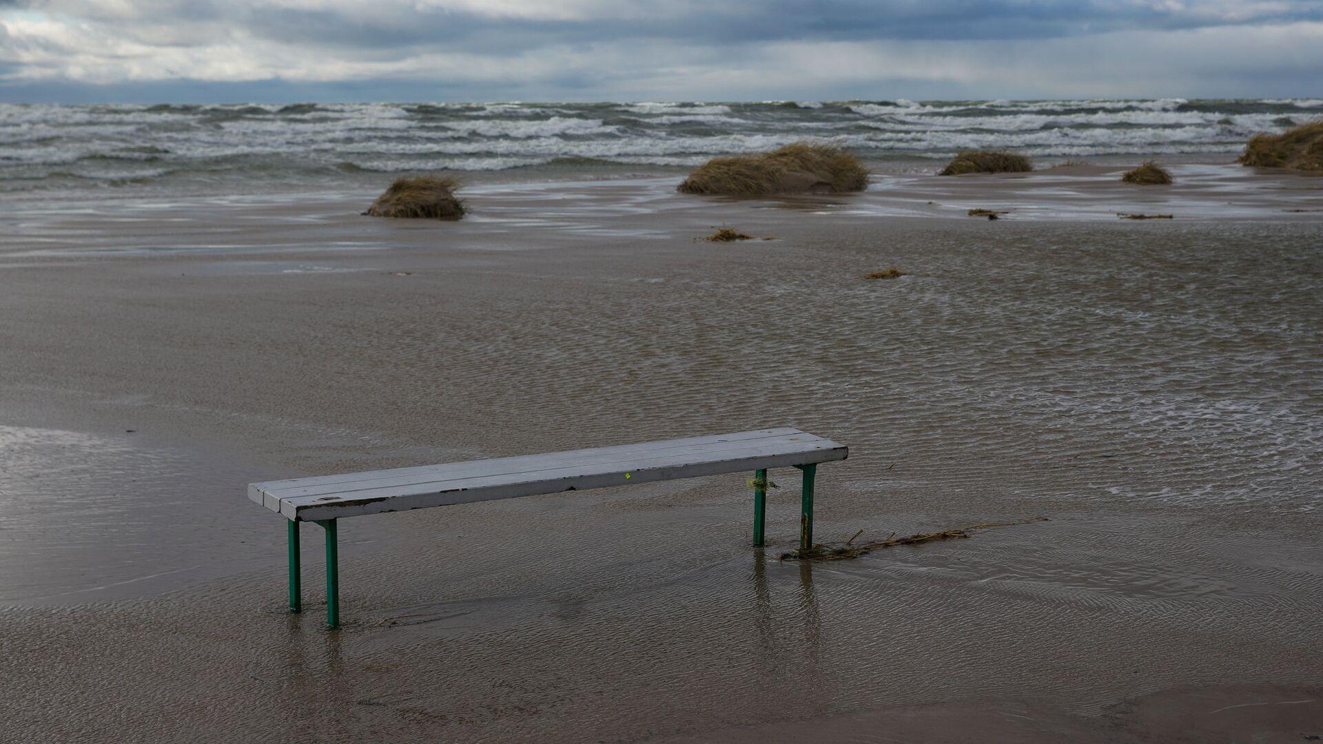 Морское побережье в Лиепае - Sputnik Латвия, 1920, 06.07.2021