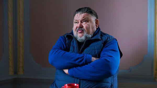 Лидер русской общины в Лиепае Валерий Кравцов - Sputnik Латвия