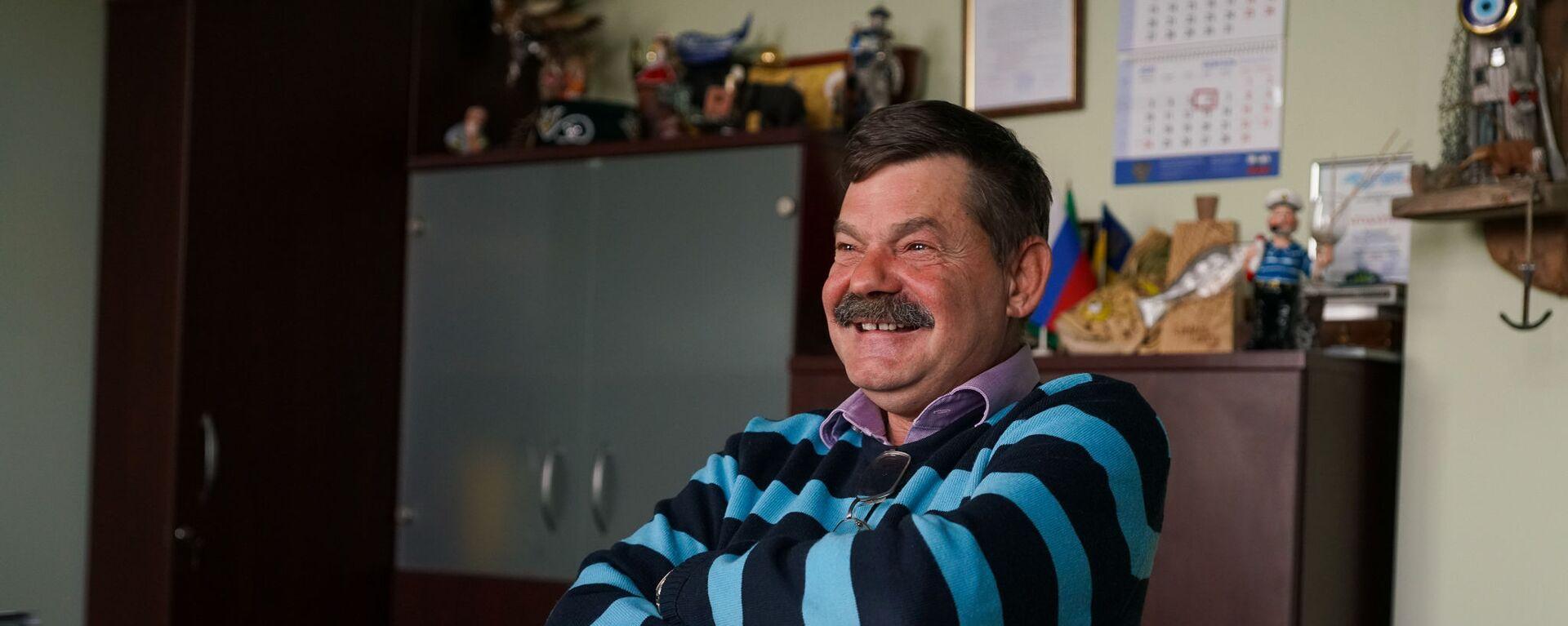 Глава компании Kolumbija Ltd Игорь Крупник - Sputnik Латвия, 1920, 06.05.2021