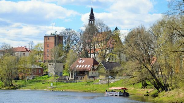 Валмиера, Латвия - Sputnik Latvija