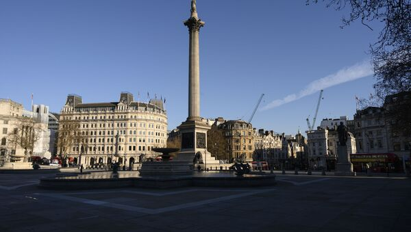Ситуация в Лондоне в связи с коронавирусом - Sputnik Латвия