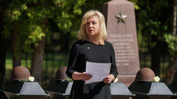 Регина Лочмеле-Лунева - Sputnik Латвия