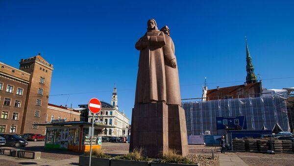 Памятник Латышским стрелкам - Sputnik Latvija