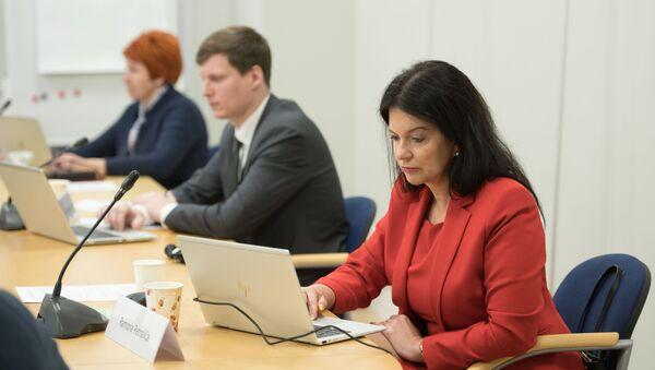 Министр благосостояния Рамона Петравича  - Sputnik Латвия