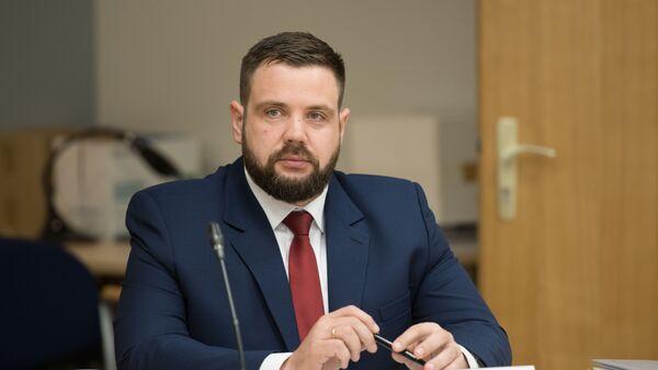 Министр экономики Янис Витенбергс - Sputnik Latvija