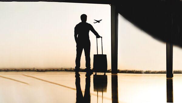 Путешествие, аэропорт - Sputnik Latvija