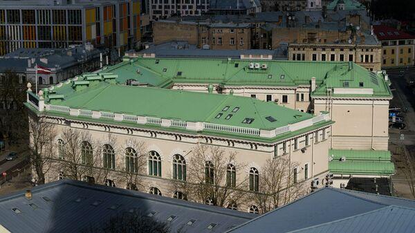 Здание Банка Латвии - Sputnik Латвия