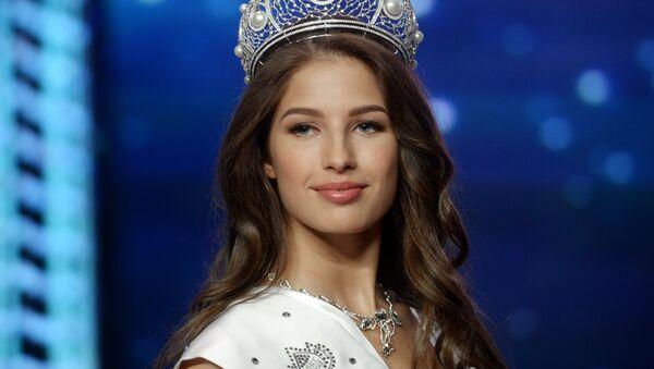 Финал конкурса Мисс Россия - Sputnik Latvija