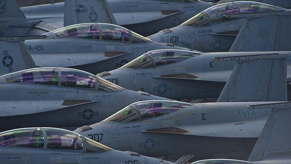 Самолеты ВВС США - Sputnik Latvija