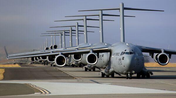 Самолеты ВВС США - Sputnik Латвия