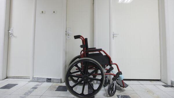 Инвалидная коляска - Sputnik Latvija