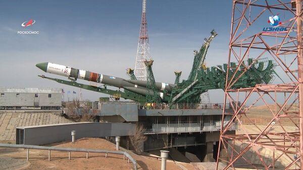 В честь 75-летия Победы в Великой Отечественной войне Россия отправит в космос Ракету Победы - Sputnik Латвия