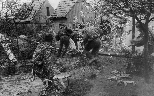 Cīņas Berlīnes apkaimē. 1945.gada maijs - Sputnik Latvija