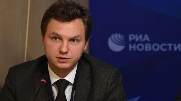 Ведущий аналитик Фонда национальной энергетической безопасности Игорь Юшков - Sputnik Латвия