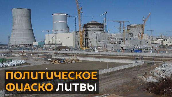 Литва хочет платить больше? В литовском Сейме устроили очередной балаган с БелАЭС - Sputnik Латвия