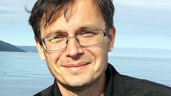 Авиаэксперт, управляющий директор журнала Авиатранспортное обозрение Максим Пядушкин - Sputnik Латвия