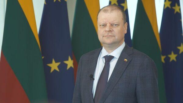 Мы первыми открываем границы: премьеры стран Балтии объявляют о победе над COVID-19 - Sputnik Latvija