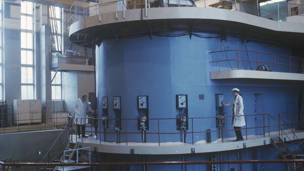 Саласпилсский атомный реактор - Sputnik Латвия