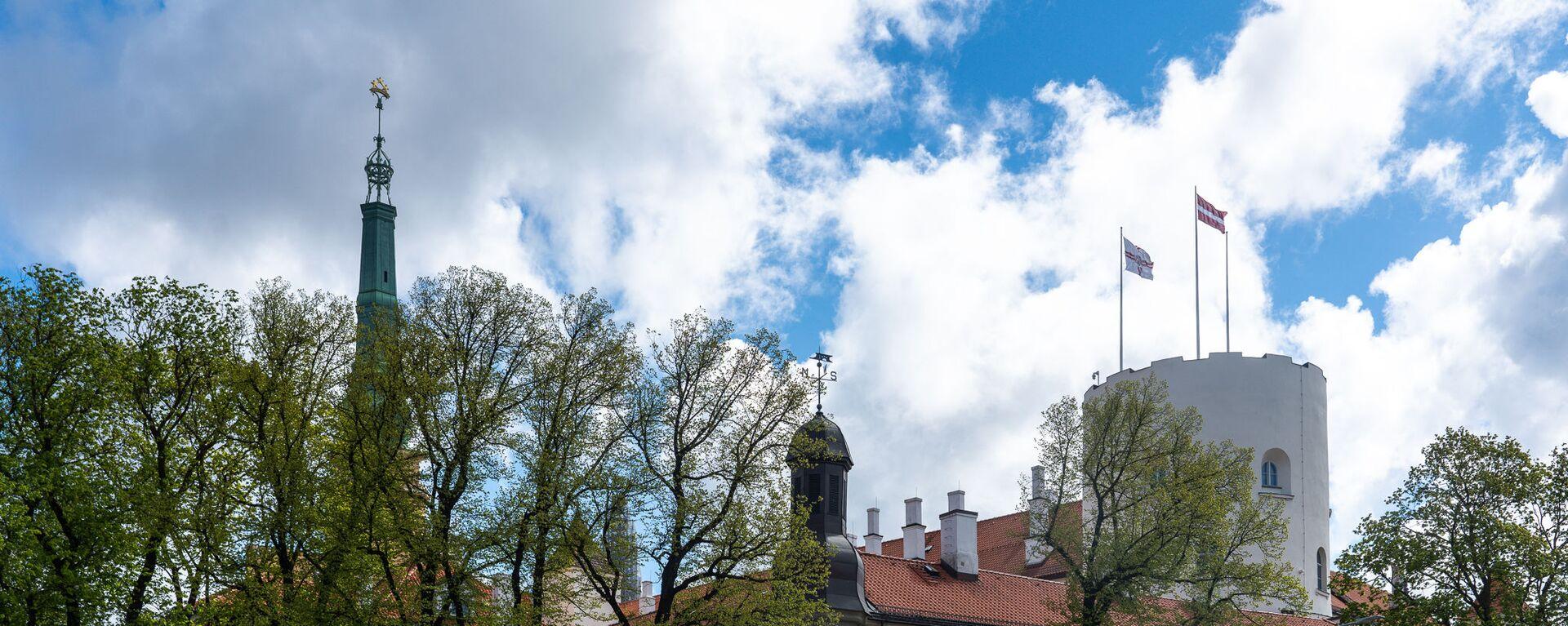 Рижский замок - Sputnik Латвия, 1920, 17.08.2021