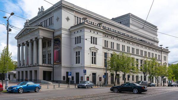 Латвийская национальная опера - Sputnik Latvija