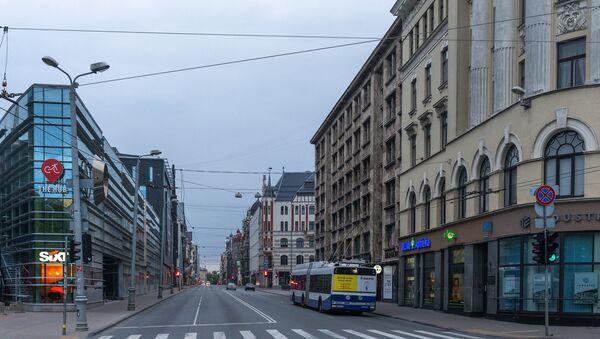 Улица Бривибас - Sputnik Latvija